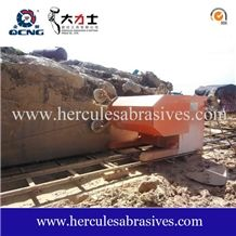 Stone Quarrying Equipment Wire Saw Machines