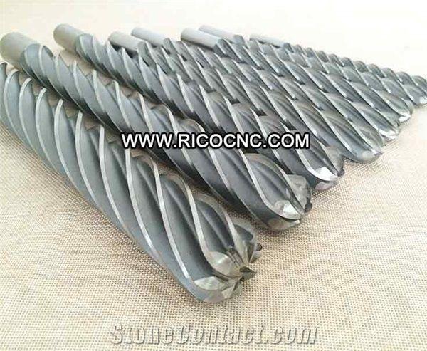 Cnc Foam Cutter Bits, Long Foam Milling Tools, Foam Router