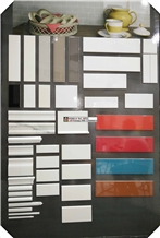 Rectified Subway Tile,Ceramic Subway & Diamond Tiles