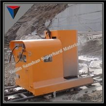 45kw, 55kw, 75kw Quarry Wire Saw Machines, Stone Quarry Cutting Machinery