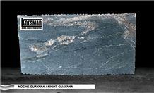 Noche Guayana Slabs, Night Guayana Granite