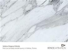 Volakas Diagonal Marble