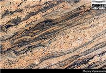 Granito Merey Venezuela - Aruba Gold Granite