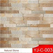 China Cultured Stone,Hebei Slate Wall Panel, P014 Natural Wall Stone Pannel Indoor Outdoor Wall Cladding