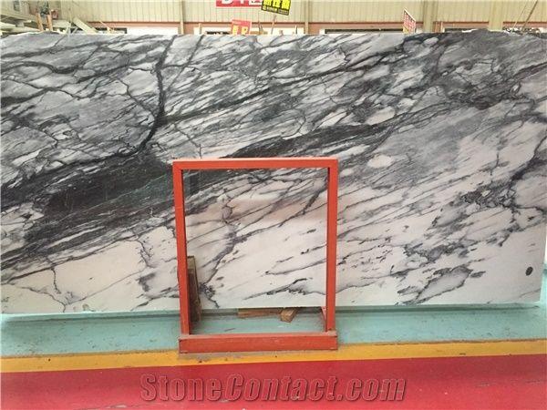 Kaxi White Slab White Marble Tiles Natural Building Stone