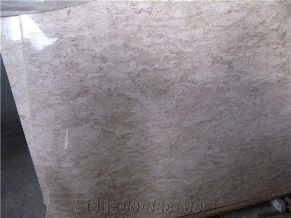 Paris Beach Slab Beige Marble Tiles Natural Building Stone