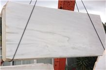 Dionyssos Slabs & Tiles, Greece White Marble