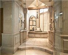 Tweed Sandstone Bath Design