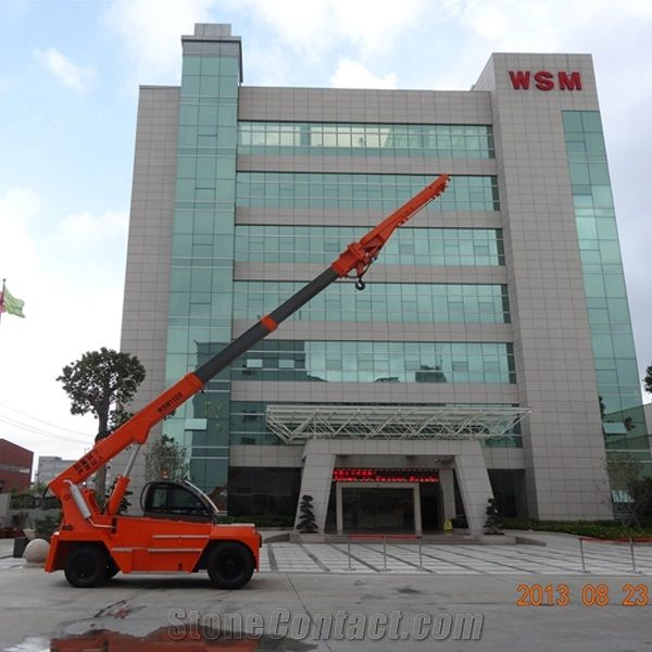 10 Tons Disel Crane,10 Tons Crane for Slab Loading with