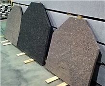 Solid Granite Fireplace - Stove Hearth Stones