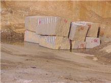 Vahlovice Granite Blocks