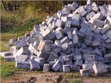 Vahlovice Granite Cobble Stone