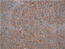 Zhaojun Red Granite Slabs & Tiles, China Red Granite