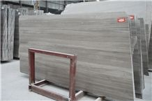 Zhenfeng Wooden Limestone Slabs & Tiles, China Yellow Limestone