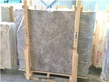 Eva Grey Marble Slabs