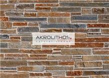 Fileti Aqua Multi Wall Stone, Cladding