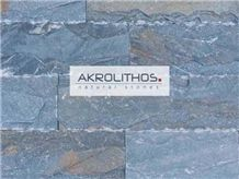 Skapifran Blue Sikis Slate - Wall Cladding