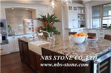 Lennon Brazil Blue Granite,Kitchen Countertops,Bar Tops