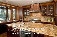 Light Granite for Kitchen Countertops,Bar Tops