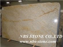 Millenium Cream Granite,Polished Tiles& Slabs,Flamed,Bushhammered,Cut to Size for Countertop,Kitchen Tops,Wall Covering,Flooring,Vanity Top,Project,Building Material