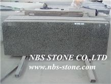 Sage Green Granite,Polished Tiles& Slabs,Flamed,Bushhammered,Cut to Size for Wall Covering,Flooring,Project,Building Material