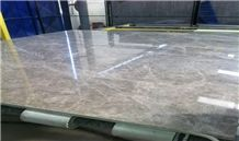 Silver Grey Marble Slabs, Eva Grey Marble Slabs & Tiles