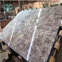 Ice Grey White Silver Fox Marble Slabs and Tiles/Polished Silver Fox Marble/Snow Mountain Silver Fox Marble Tiles Slabs/Marble Floor Covering Tiles/Snow Fox Marble Slabs