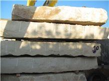 Thala Beige Limestone Block, Tunisia Beige Limestone