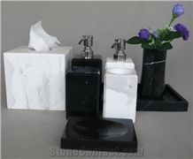 Bathroom Tumbler /White Marble Tumbler /Marble Cup /Marble Drink Cup