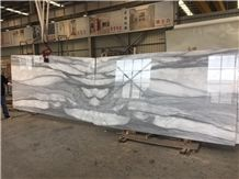Cloudy Grey Marble Polished Natural Stone Tiles & Slabs, Wolf Grey Marble Hotel,Bathroom Cover,Flooring,Feature Wall,Interior Paving,Cladding,Decoration