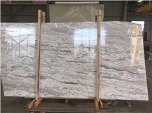 Polished Greece White Marble Slabs & Tiles, Ionian White Marble Wall Covering Tiles, White Ionia Marble Floor Covering Tiles, Ionia White Marble Skirting
