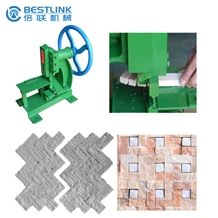 Manual Stone Mosaic Mhopping Machine