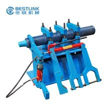 Manual Type Dth Hammer Breakout Bench for Disassemble Hammer