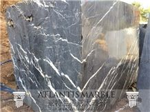 Turkish Marble Block & Slab Export / Black Swan Marble