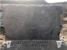 Turkish Marble Block & Slab Export / Dark Silver Grey Marble