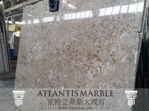 Turkish Marble Block Slab Export Dragon Eyes Grey Marble From