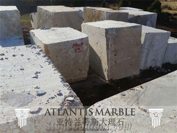 Turkish Marble Block Slab Export Dragon Eyes Grey Marble