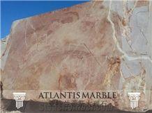 Turkish Marble Block & Slab Export / Pınk Rose Marble