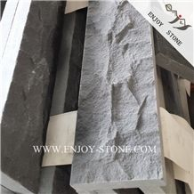 China Basalt Exterior Stone Mushroom Wall Cladding