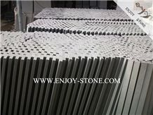 China Grey Basalt Window Sill Tiles,Honed Window Sill Threshold,Skirting Boards