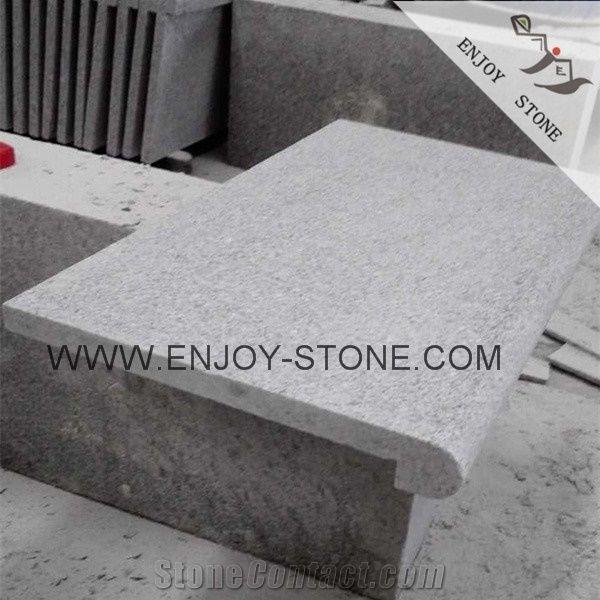 Chinese Grey G603 Granite Tile Swimming Pool Granite Tile