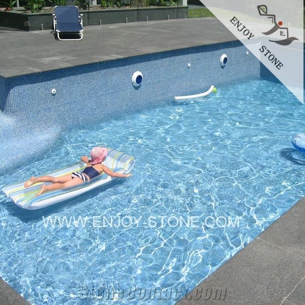 Fuding Hei Granite,Black Sesame Tile,Swimming Pool Border Tile,Pool ...