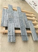 Grey Lava Stone Natural Split Face Culture Stone,Exposed Wall Cladding Stone
