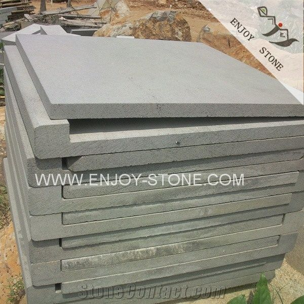 Sandblasted Finish Grey Basalt,Basaltina,Basalto,Andesite,Bluestone ...
