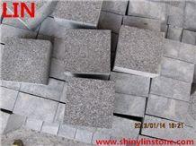 G684 Black Basalt Cube Stone ,Cobble Stone Pavers ,Landscaping Stone , Garden Stepping Pavements ,Exterior Stone