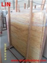 Lemon Gold Marble, Yellow Marble, Marble Slabs
