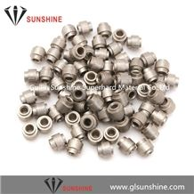 Sinter Diamond Wire Saw Beads for Marble Quarrying