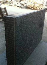 G684 Granite Walling Stone,Building Ornaments,Black Wall Cladding,Tiles