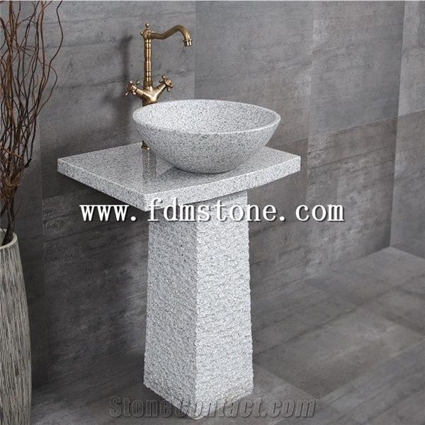 Hot Sale Natural Boulder Stone Garden Sink,Pebble Basin,Rome Stone,Antiqued  Garden Washing Sink
