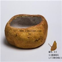 Man-Made Stone Flower Pot Mould